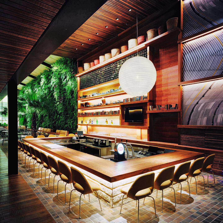 Restaurant table top dimensions restaurant tables for Aja asian cuisine lounge