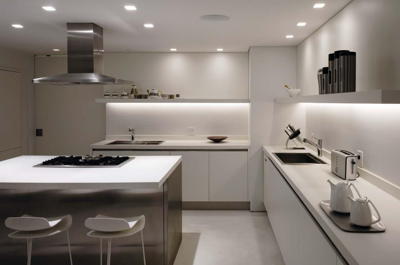 Iluminacion de cocinas