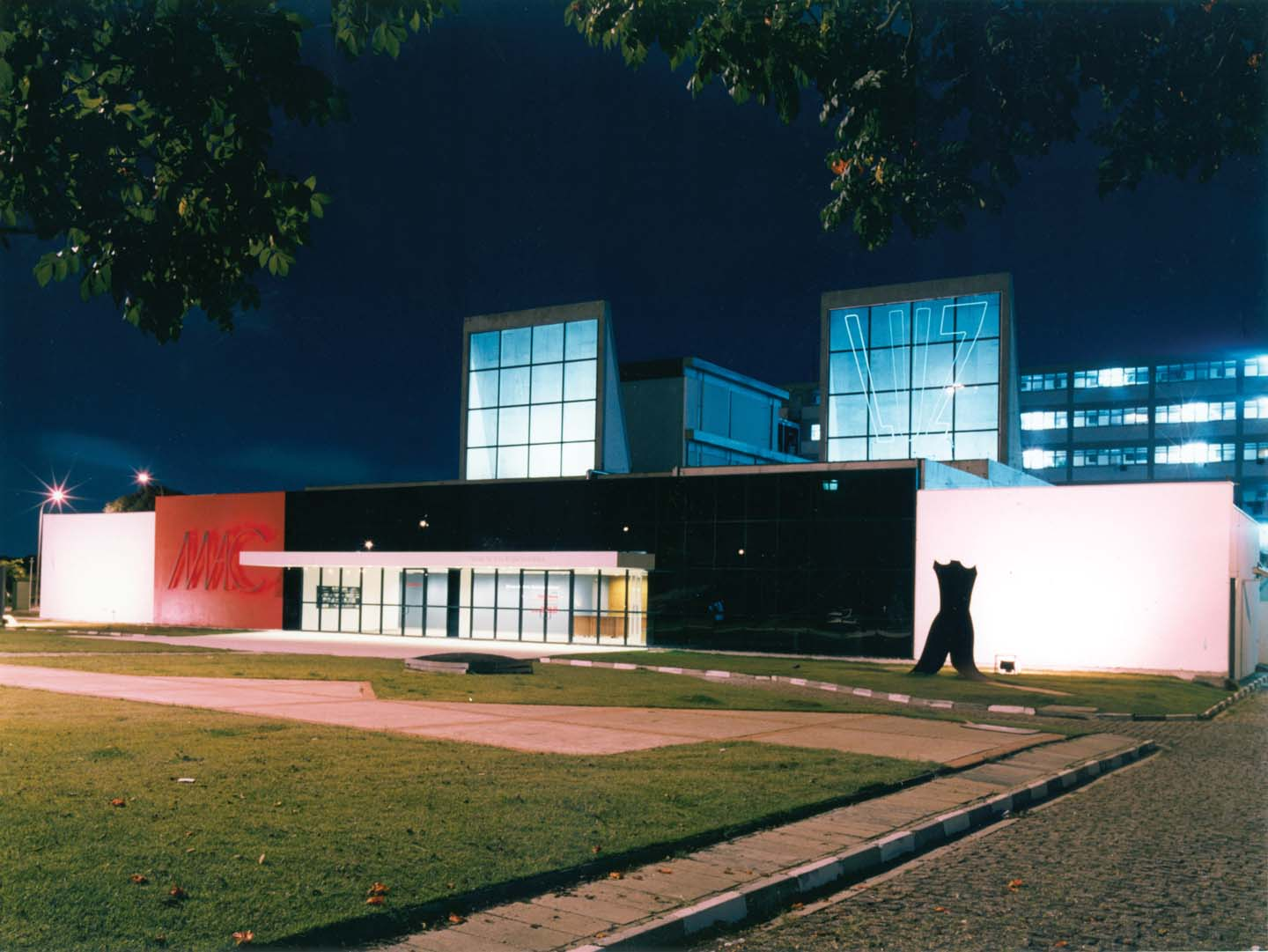 MAC USP / Museum of Contemporary Art