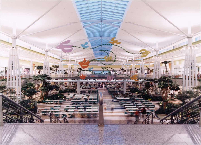 Shopping Parque Dom Pedro Carlos Fortes